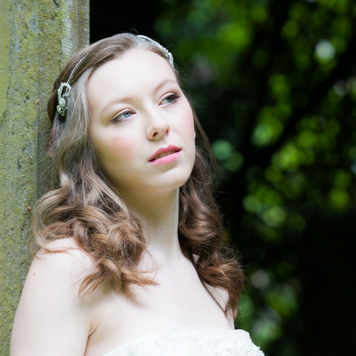 Errol Park Bridal Photoshoot | Perthshire Wedding Photographer