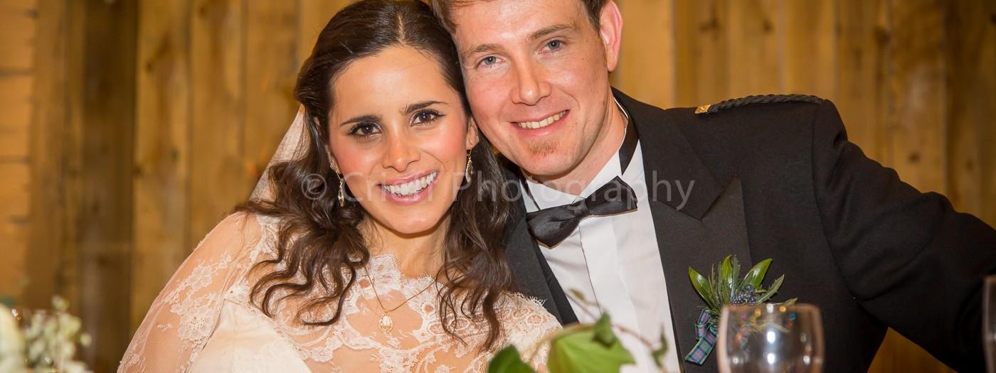 Maria & Graeme's Wedding | Comrie Croft Wedding Photography