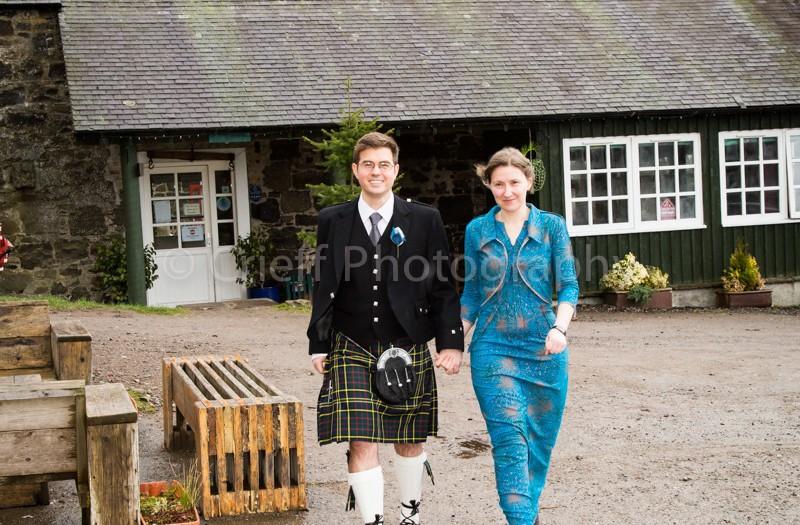 James & Rachel's Comrie Croft wedding | Comrie Croft Wedding Photography