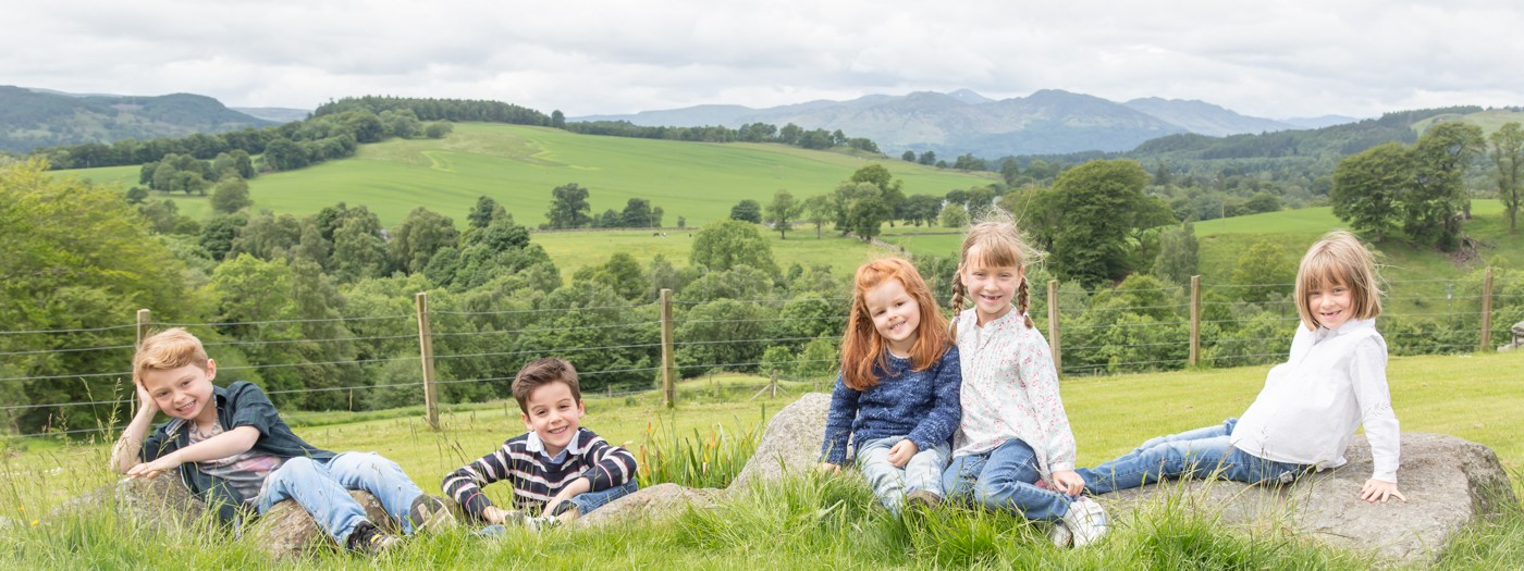 Gray Family | Crieff Hydro Hotel Photos | Perthshire Photos