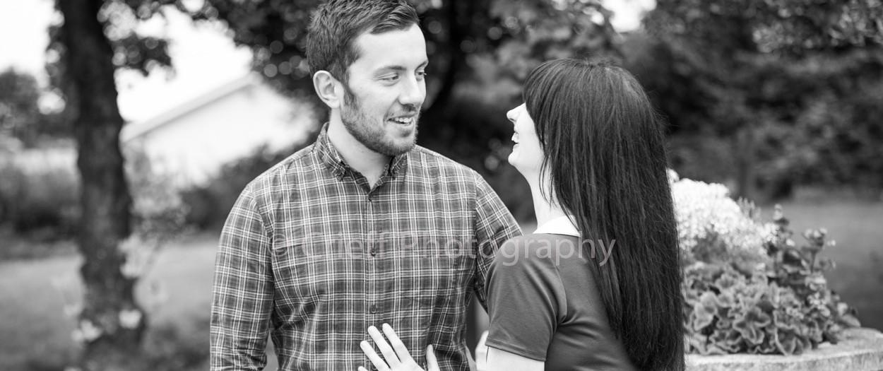 Lyndsay & Gavin's pre-wedding 'shoot | Inglewood House