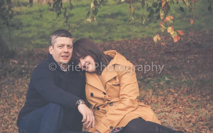 Lynsey and Mark's pre wedding shoot | Dalkeith Park | Edinburgh wedding photographer