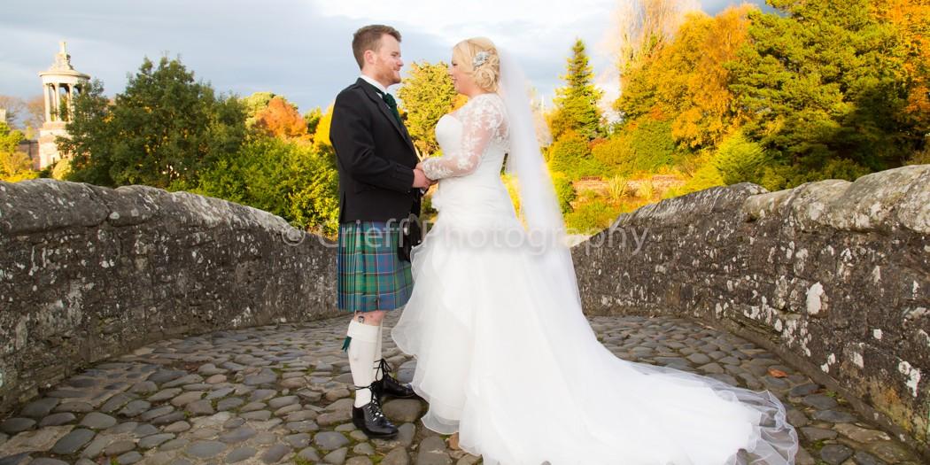 Emma-Louise & David's wedding | Brig O' Doon Hotel | Ayrshire wedding photos
