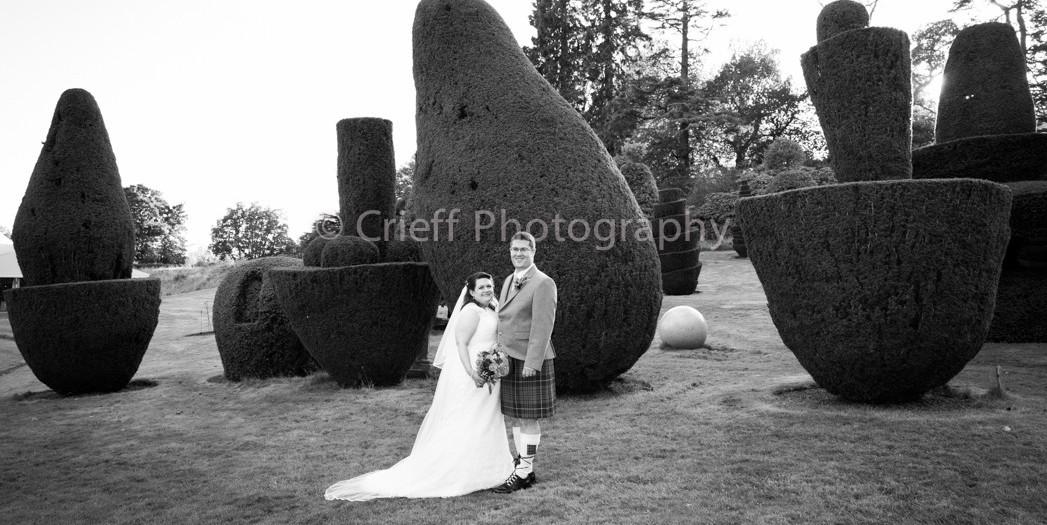 Alex & Kates' wedding | Fingask Castle wedding photography | Perthshire wedding photography