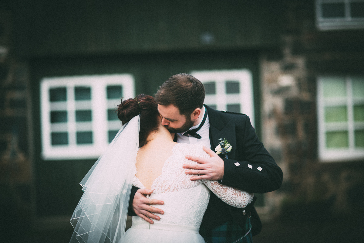 comrie croft wedding photos