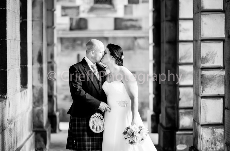 Kirsty & John's wedding | Signet Library wedding photos | Signet Library Edinburgh wedding photos