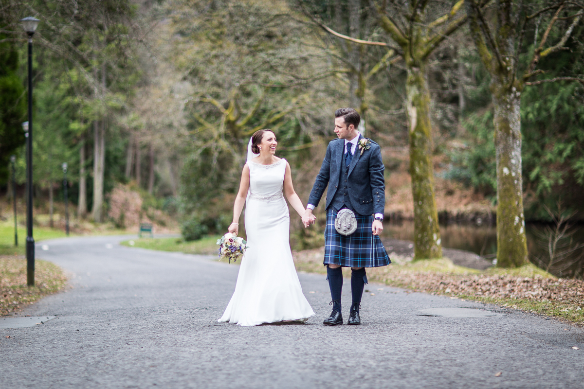 atholl palace wedding photos