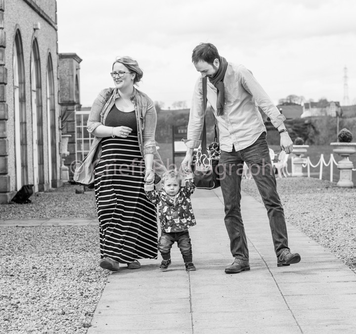 Michelle, Mathew & Ruairidh pre-wedding 'Shoot | Forrester Park wedding photography | Forrester Park photos