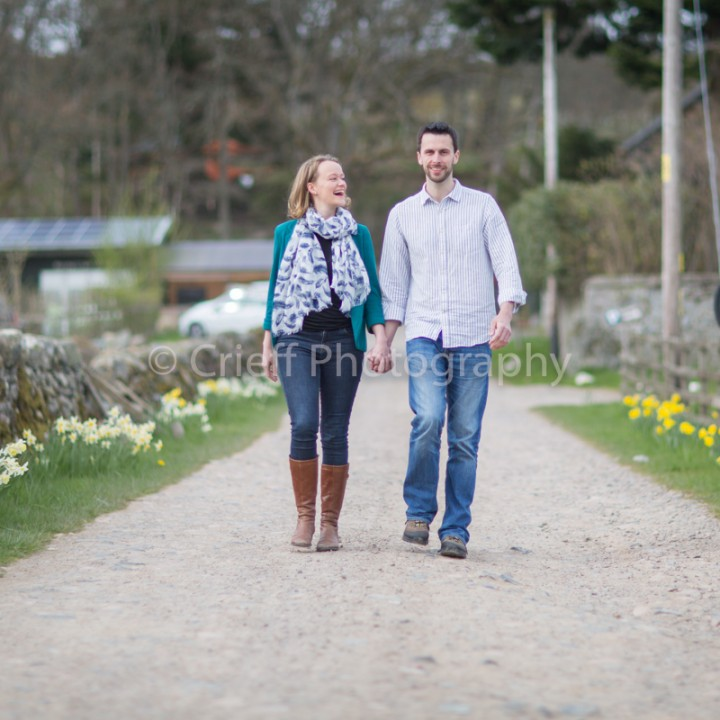 Kate & Andy's pre-wedding 'shoot at Comrie Croft   Comrie Croft wedding Photography   Crieff Photography at Comrie Croft