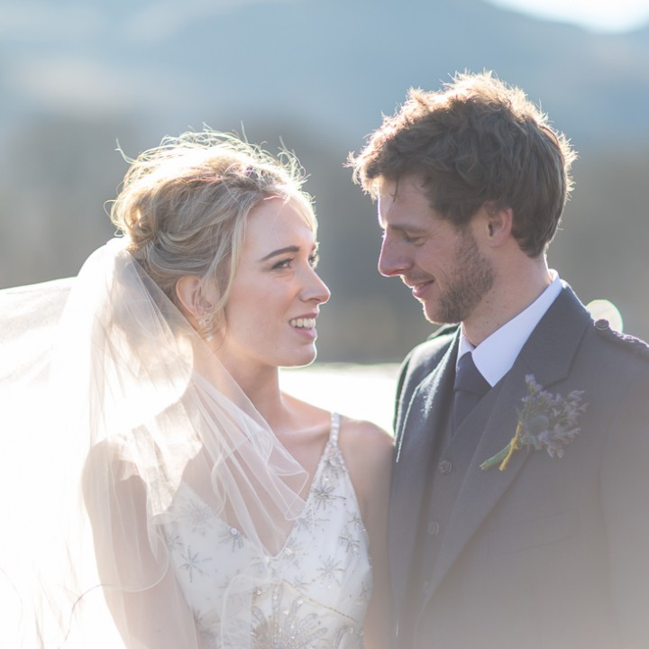 Eilidh and Robert's wedding on the Scottish Wedding Directory | Comrie Croft wedding photos