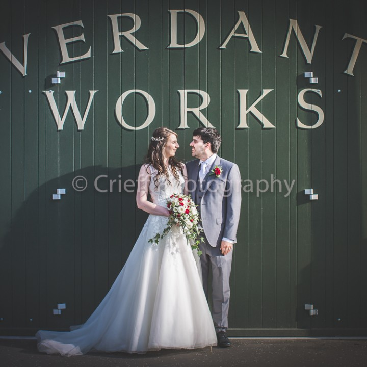Katherine & Darren's wedding | Verdant works wedding photography | Verdant works photos