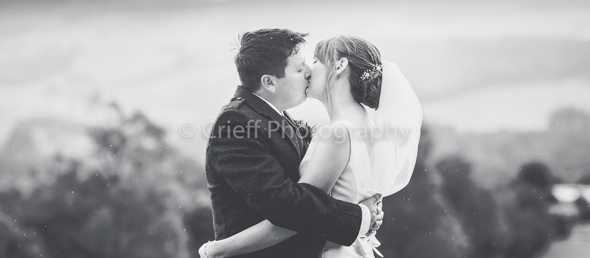 Emma & Peter's wedding at Crieff Hydro