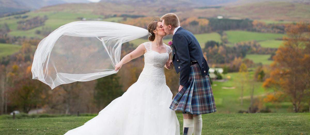 Crieff Hydro wedding photographer | Siona & Mark's wedding at Crieff Hydro
