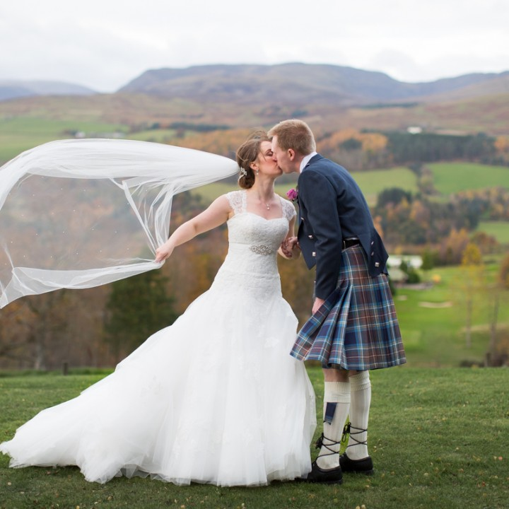 Crieff Hydro wedding photographer | Siona & Mark's wedding at Crieff Hydro