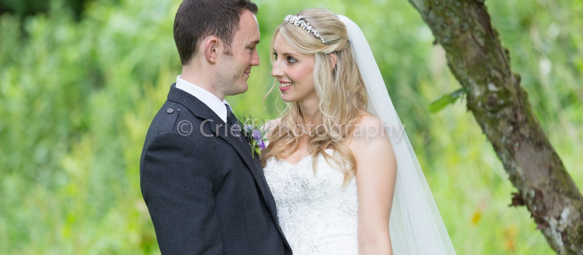Fiona & Jordan's wedding at Crieff Hydro