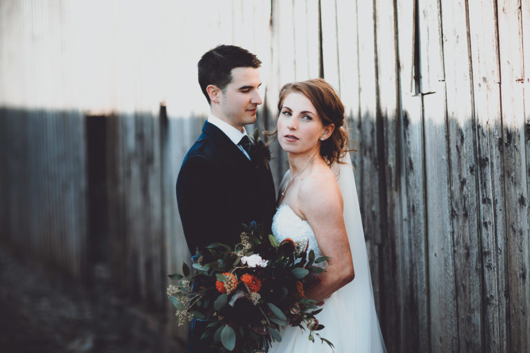 Scottish wedding photographer | Bachilton Barn